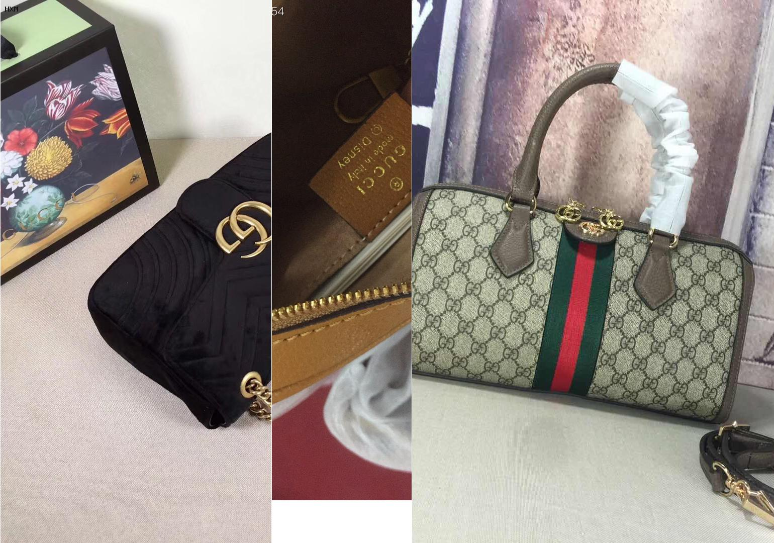 double sacoche gucci homme